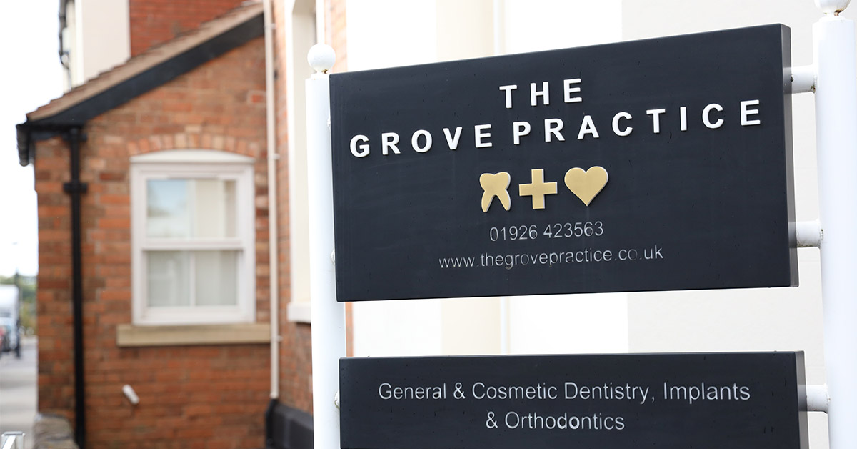 Welcome to Leamington Spa dentist The Grove Practicedentist lemington spa