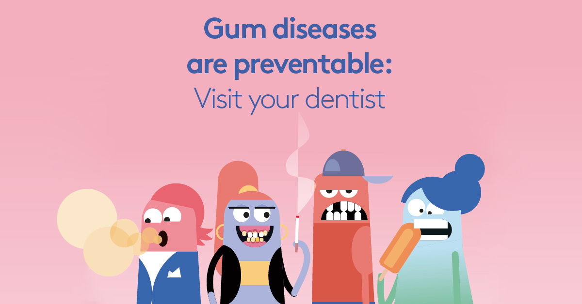 gum health day grove practice